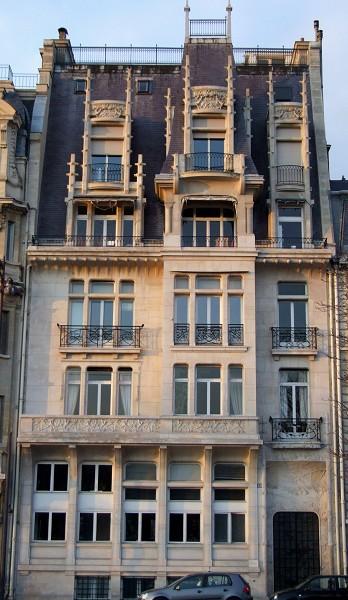 40 Cours Albert 1er Hôtel Lalique-1
