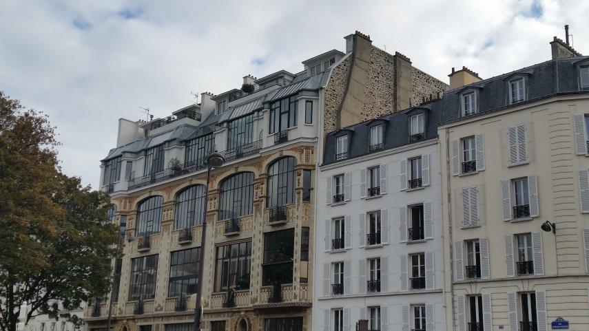Art nouveau parijs 1900
