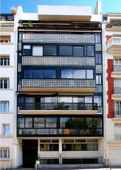 Corbusier - Immeuble Molitor