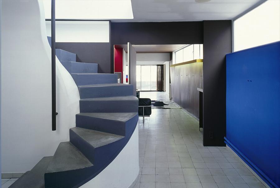 Corbusier Immeuble Molitor